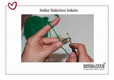 Halbes Stäbchen Häkeln - quot halbe st 228 bchen quot h 228 keln bellalotta