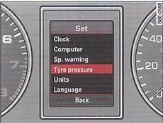 05 06 audi tire pressure sensor reset a4 s4 ricks free auto repair advice ricks free auto
