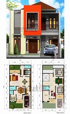 10 Model Rumah Modern Dan Denah 2016