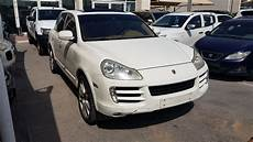 automobile air conditioning service 2009 porsche cayenne electronic toll collection porsche cayenne s 2009 full options panorama roof navigation camera for sale aed 31 000 white