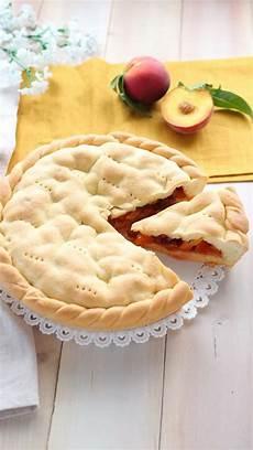 torta con crema pasticcera di benedetta rossi benedetta rossi on instagram crostata di pesche ricetta facile la crostata di pesche 232 una