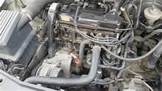 engine car recycler parts volkswagen golf iii 1993 1 8