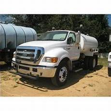 2005 Ford F750 Duty S A Water Truck