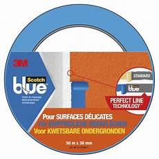 Adh 233 Sif Scotch Blue Masquage Surfaces D 233 Licates L 50 M X L