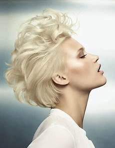 modèles de coiffures courtes 36404 la moda en tu cabello pelo corto rubio platino 2015