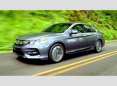 2016 Honda Accord EX L V6 Sedan Driving Video   AutoMotoTV