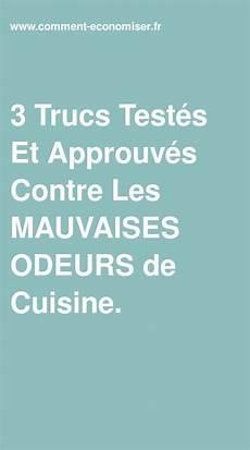3 Trucs Test 233 S Et Approuv 233 S Contre Les Mauvaises Odeurs De