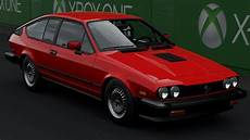 alfa romeo gtv 6 forza motorsport wiki powered
