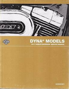 Harley Davidson Factory Service Manual by 2017 Harley Davidson Dyna Models Factory Service Manual