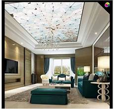 tapeten für decke 3d photo wallpaper custom 3d ceiling wallpaper murals