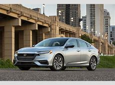 2019 Honda Insight first drive mpg review: 55 mpg from