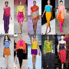 Lifestyle In Color Blocking Trend How To Wear For
