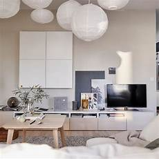 a calm living room in a relaxing home ikea