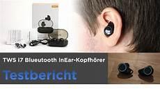 Holyhigh Bluetooth Kopfhörer - holyhigh tws i7 im test inear bluetooth kopfh 246 rer