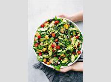 Italian Salad {Easy, Healthy, & Delicious!}   Chelsea's