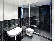 Black And White Bathroom Tile Ideas Black And White Bathroom Tile Design Ideas Decor