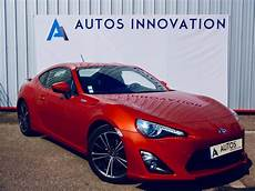 toyota gt86 2 0 d 45 200ch v 233 hicule d occasion 224 saverne