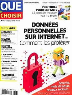 Abonnement Que Choisir Intermagazines