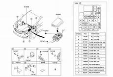 2014 kia forte sedan radio wiring diagram 91207a7961 genuine kia wiring assembly front