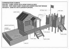 plans for cubby houses blueprints for a future playhouse cubby houses cubby