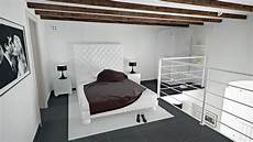 da letto soppalcata foto da letto soppalcata vista 1 di fast design