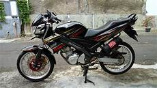 Vixion Modif Simple by Modifikasi Yamaha Vixion Custom Fz150 Modification
