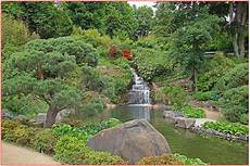 Japanischer Garten Kaiserslautern Foto Bild
