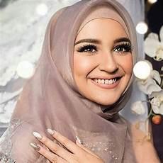 Model Jilbab Untuk Pesta Voal Motif