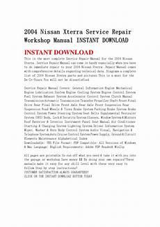 free download parts manuals 2004 nissan xterra engine control 2004 nissan xterra service repair workshop manual instant download by jdfhnsenn issuu