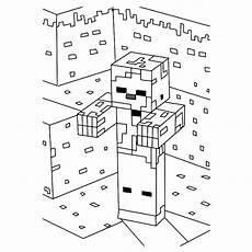 minecraft ausmalbilder malvorlagen 100 kostenlos