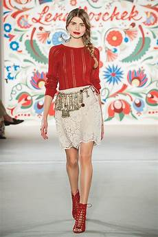 was heißt vintage lena hoschek ss18 quot me piroschka quot runway quot lavinia pullover paprika bianka skirt quot in 2019