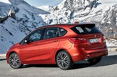 2018 bmw 2 series active tourer receives engine aesthetic