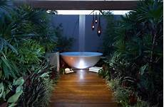 Outdoor Bathtubs Creating Spiritual Connection With Nature