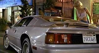 1990 Pretty Woman/ 1989 Lotus Esprit SE  Best Movie Cars