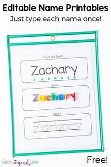 spelling names worksheets 22490 free editable name tracing printable worksheets for name practice preschool names preschool