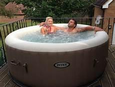 Spa Intex - spa 6 person portable spa tub spas