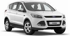 ford kuga blanc ford kuga ii 2016 colors couleurs