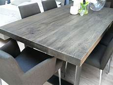 Esstisch Grau Gebeizt - new arrival modena wood dining table in grey wash