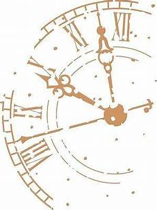 Uhr Malvorlagen Xl Wandtattoo Uhr Shabby Chic Nostalgie Vintage Oldschool