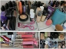 Collection Et Organisation De Mon Maquillage