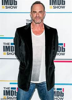 Christopher Meloni Law Order Svu Star Chris Meloni Gets His Own Spinoff