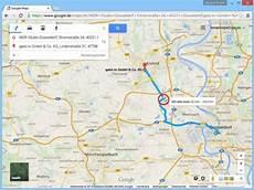 Maps Routen Planer Berechnete Route Anpassen