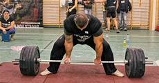 Powerlifters Do You Need To Overhead Press Breaking