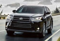 2019 Toyota Highlander Review Release Date Engine