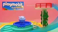 Playmobil Ausmalbilder Schwimmbad Playmobil Schwimmbad Aufbau Eines Erlebnisbades Demo