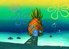 Interior Pada Rumah Tinggal Spongebob Squarepants There