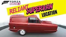 1972 Reliant Supervan Iii by Forza Horizon 3 Where To Find Reliant Supervan Iii 1972