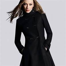why you should get black wool coat for styleskier