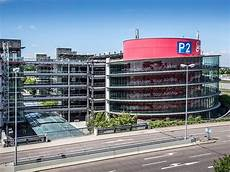 Parken In P2 Flughafen Stuttgart Apcoa Parking