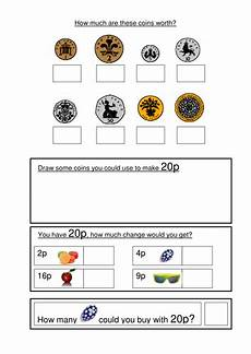 adding money worksheets ks1 2569 money worksheets ks1 coin recognition change and problem solving money math money